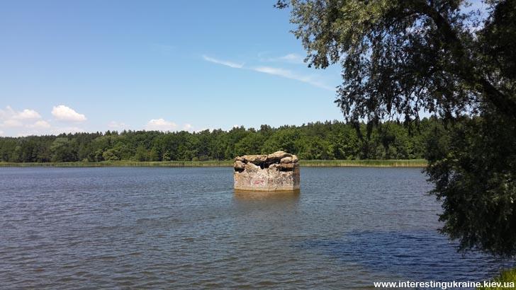 ДОТ №127 - достопримечательность в Ходосеевке Киевской области