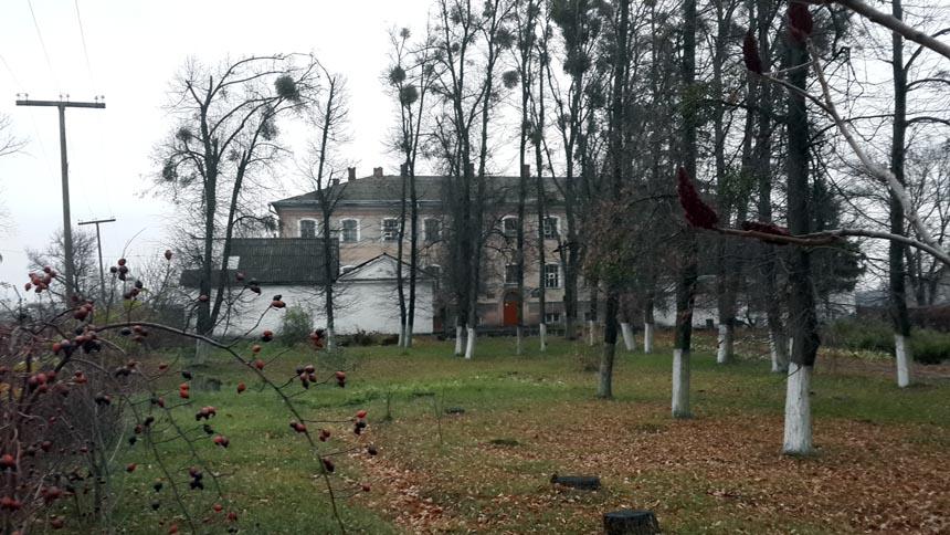 Бывшая тюрьма в Гадяче