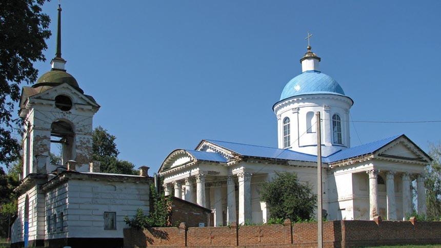 Достпопримечательности Гадячского района. Веприк