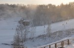 Горнолыжный комплекс Гвоздов - достопримечательность Киевской области