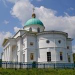 Киевская область - достопримечательности. Ромашки