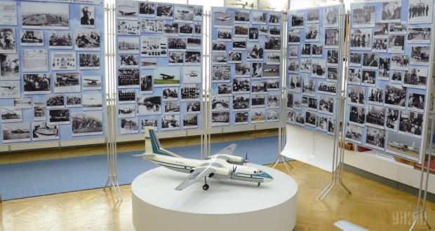Музей серийного завода Антонов в Киеве