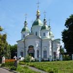 Васильков - достопримечательность Киевской области