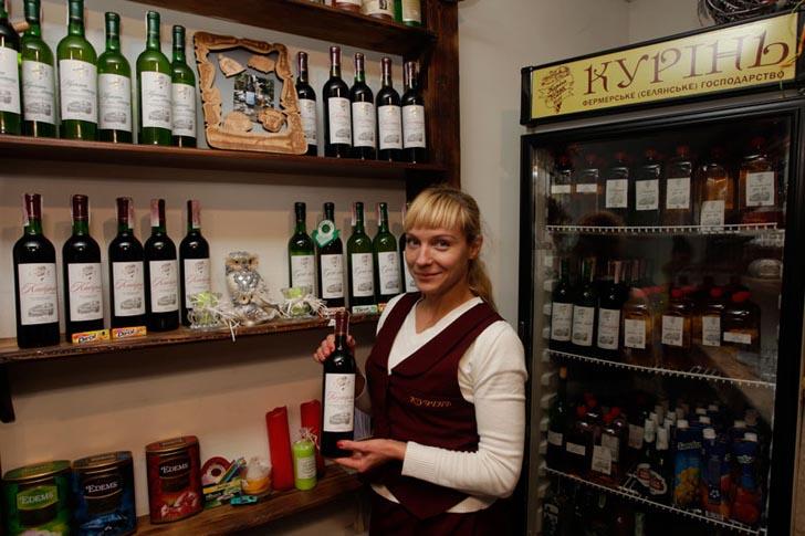 Винодельня «Куринь» - достопримечательность Херсонской области